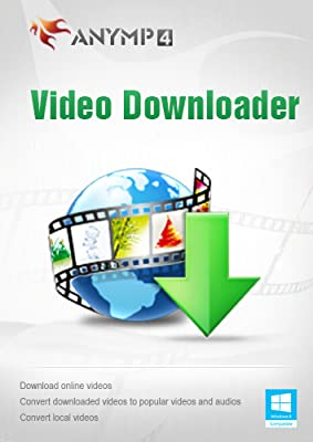 AnyMP4 Video Downloader - Best online video downloading software to help you download videos from online video websites such as YouTube, TED, Dailymotion, etc. [Download]
