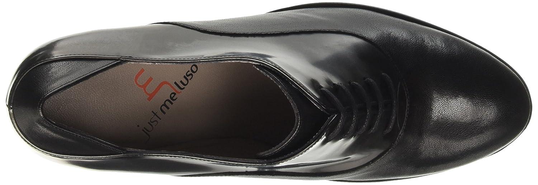 MELLUSO L5221, Scarpe col Tacco Tacco col con Plateau DonnaNero d06d21