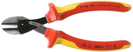 Knipex 73 06 160 SB - X-Cut Alicate De Corte Diagonal Compacto