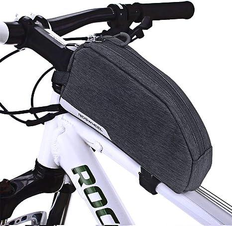 Hebey - Bolsa de Transporte para Bicicleta, Capacidad de 1 L, para Accesorios al Aire Libre: Amazon.es: Deportes y aire libre
