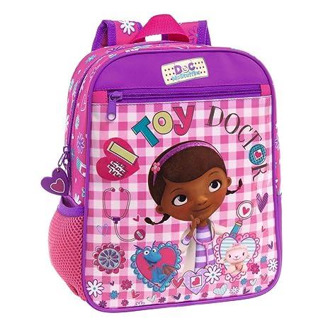 Doctora Juguetes 44721A1 Doc Toy Mochila Infantil, 6.44 Litros, Color Rosa