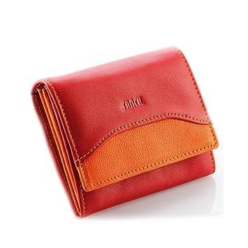 9c12aa64ce15 Petit portefeuille en cuir véritable