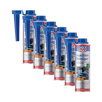 6 x Liqui Moly 5110 Injection limpiador de 300 ml: Amazon.es ...