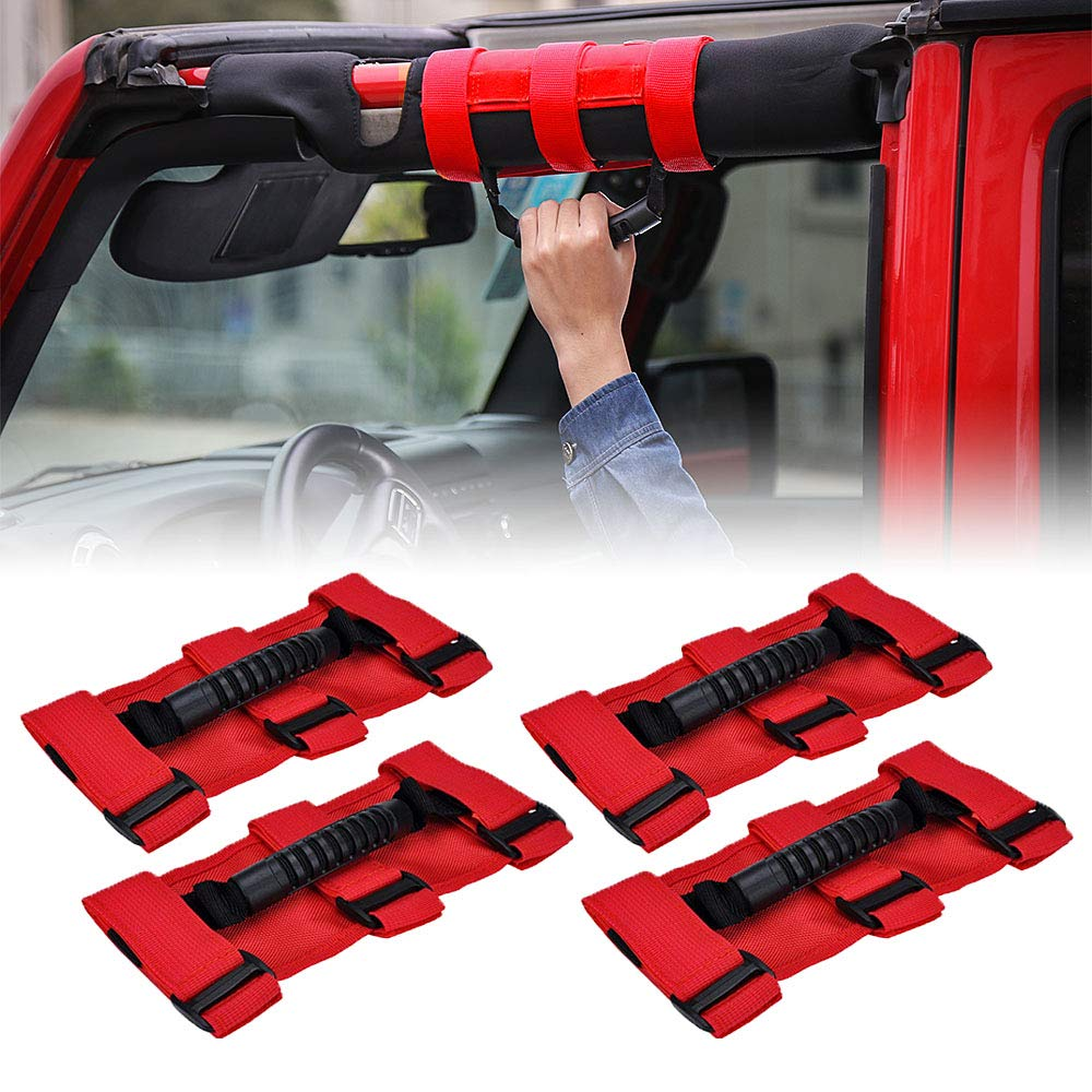 JeCar Roll Bar Grab Handles