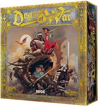 Dogs of War - Juego de mesa (Edge Entertainment EDGDO01) , color/modelo surtido: Amazon.es: Juguetes y juegos