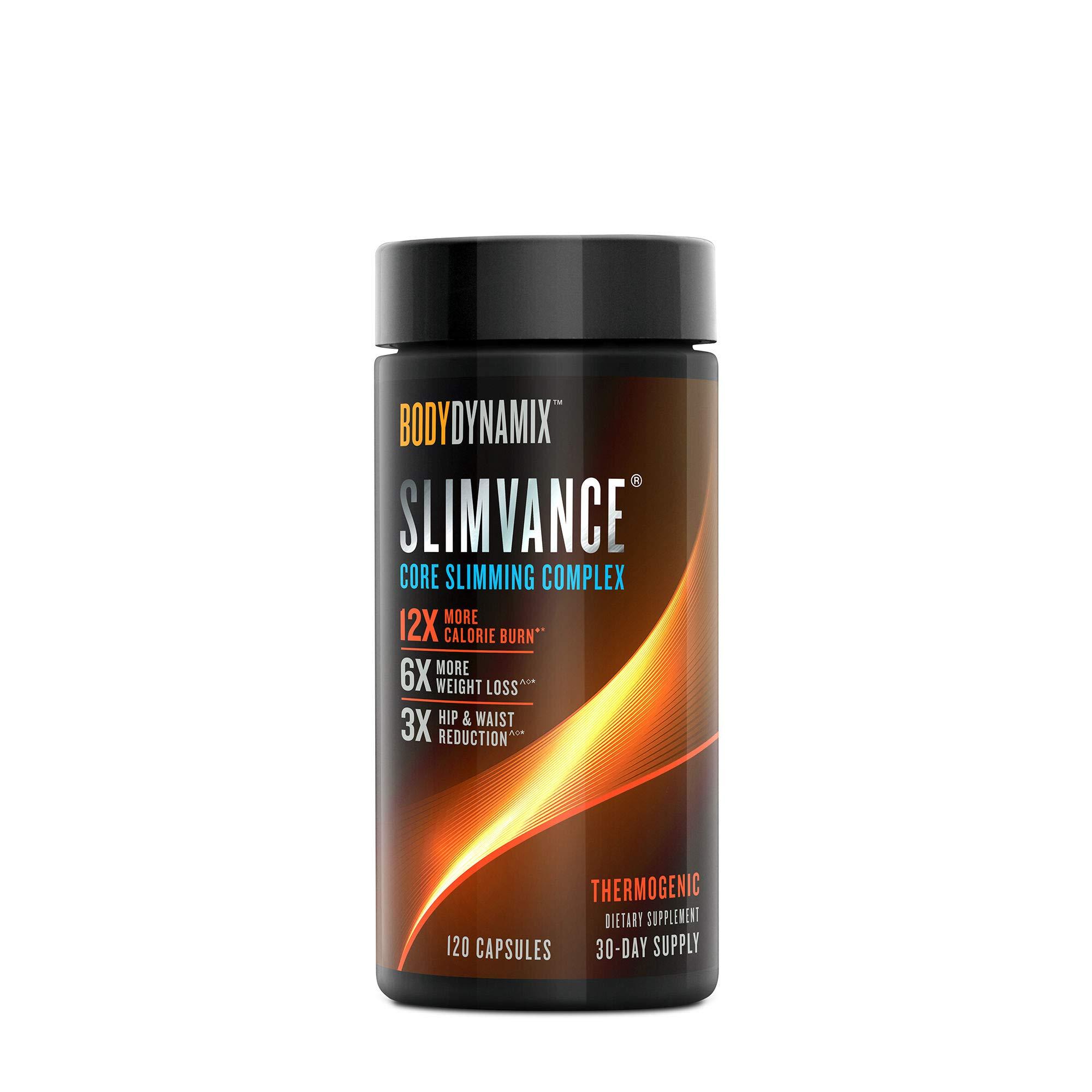 BodyDynamix Slimvance Thermogenic, 30 Day Supply by SLIMVANCE (Image #3)