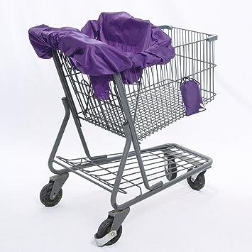 Amazon.com: Cossettie Compacto del Carrito de la compra y ...
