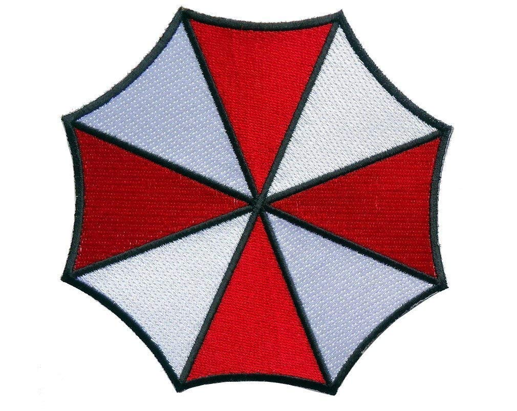 Titan One Europe Tactical Umbrella Corporation Logo Resident Evil Jacket Cosplay Patch