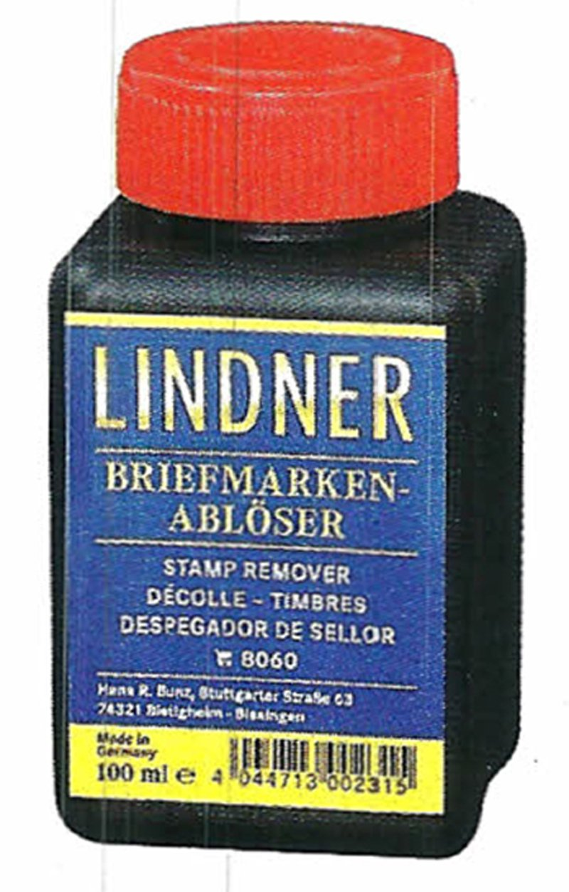 Lindner 8060 Décolle-timbres