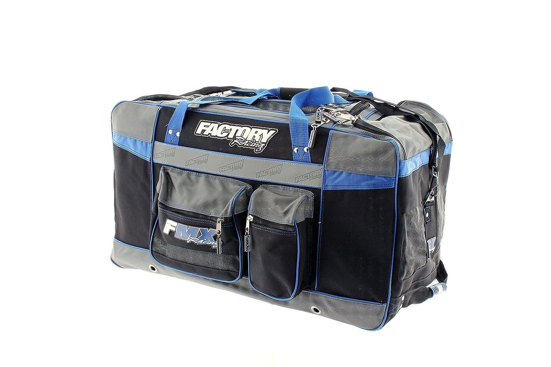 Factory FMX Motorcross Gear Bag XLarge Blue Factory Racing 20-4954