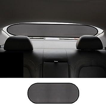 Amazon.com: Zone Tech Clear Car Sun Stop Shade Premium Quality ...