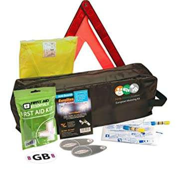 Driving Kit For France With Two Nf Approved Breath Alcohol Detectors