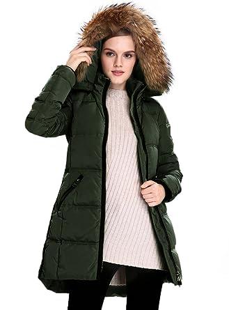 D'hiver Femme Duvet Manteau De Escalier Avec Veste zHBqfzwR1