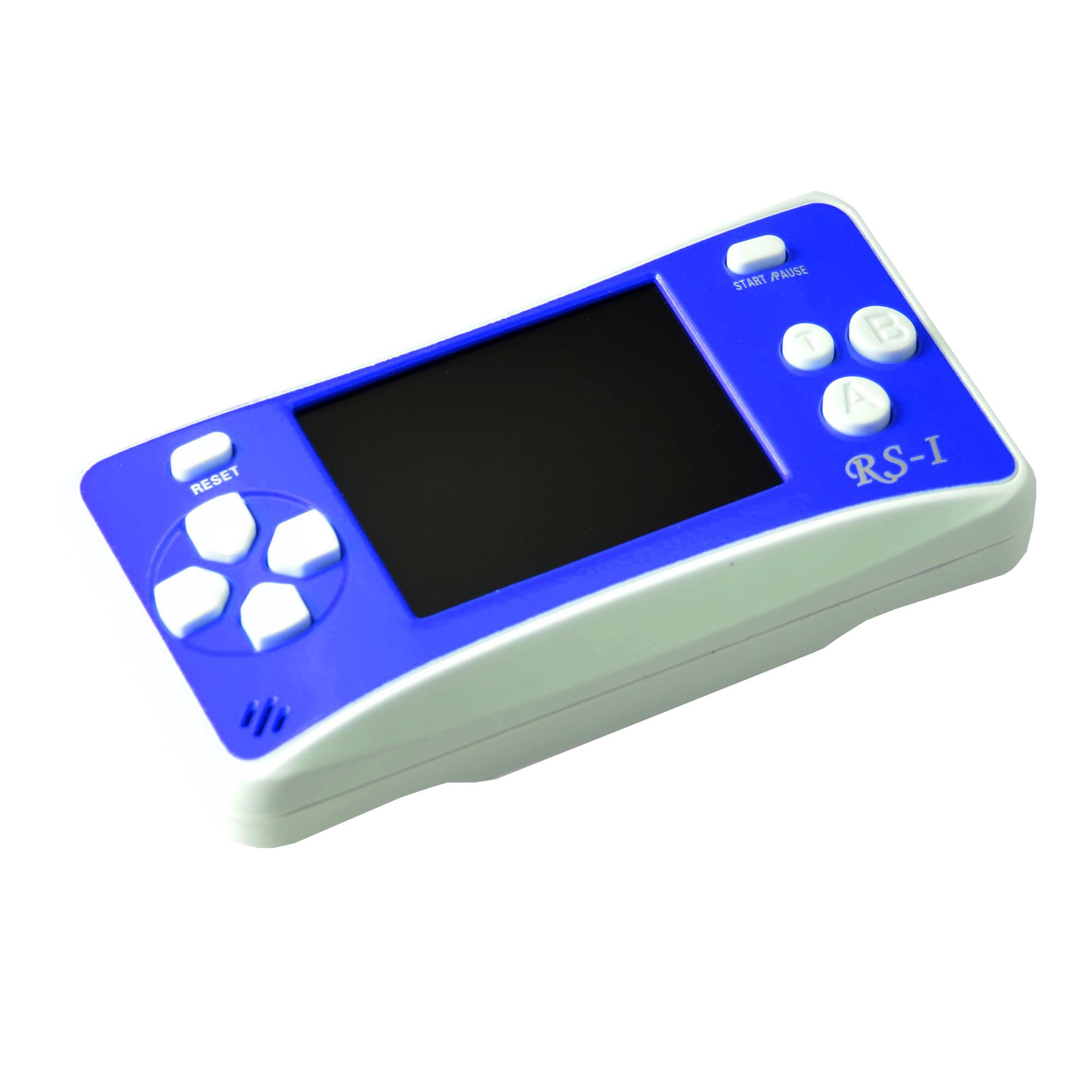 Gam3Gear 3 x AAA Built-in 152 Retro Classic Games 2.5'' LCD Handheld Game Console with Speaker Blue/White by Gam3Gear (Image #2)