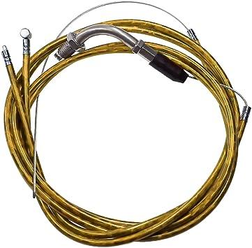 49cc 66cc 80cc Motorized Bicycle Part Throttle Cable /& Clutch Cable