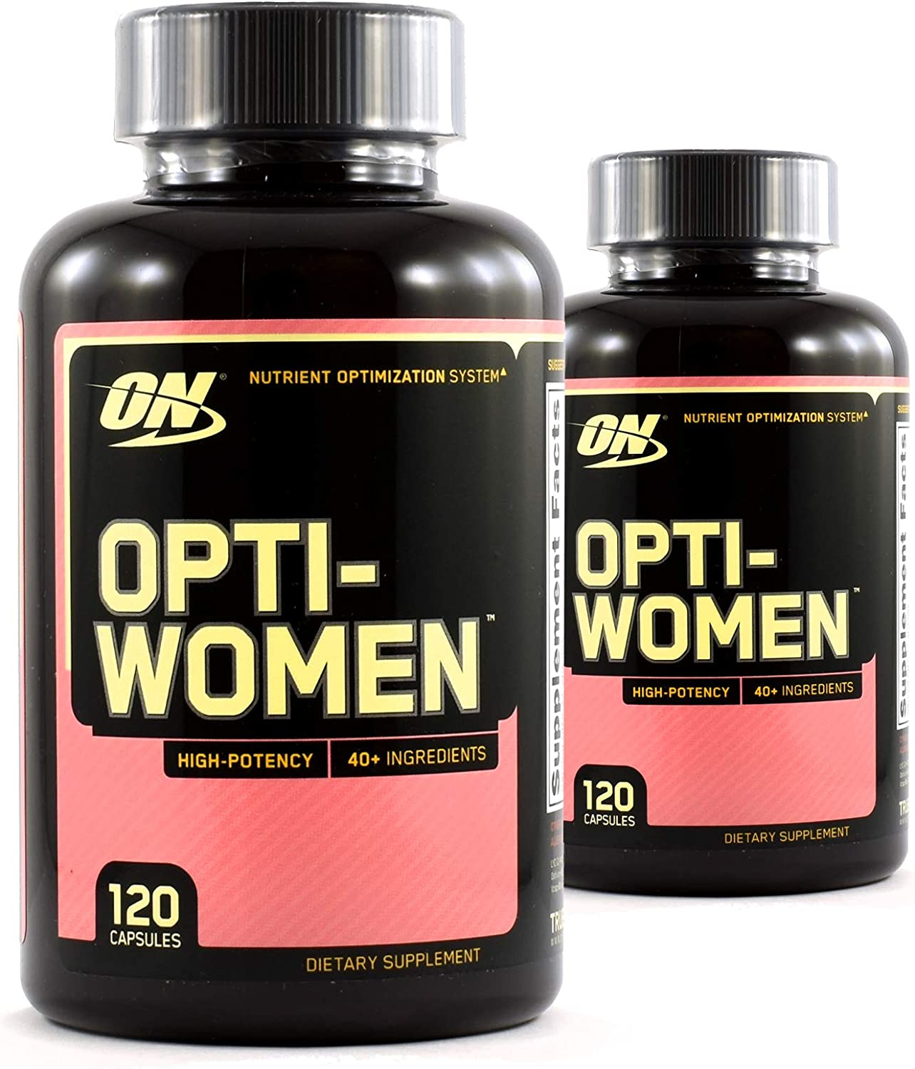 Optimum Nutrition Opti-Women, Women s Multivitamin 2-pack