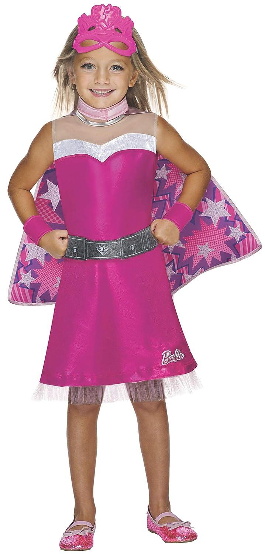 Rubies Costume Barbie Princess Power Super Sparkle Child Costume Medium