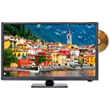 "Sceptre E246BD-SMQK 24.0"" 720p TV DVD Combination, True black (2017)"