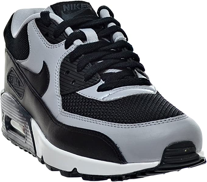 buy popular 463ab 33d32 air max 90 Essential Mens Running Trainers 537384 Sneakers Shoes. Nike Air  Max 90 Essential Men s Shoes Black Wolf Grey Anthracite 537384-053