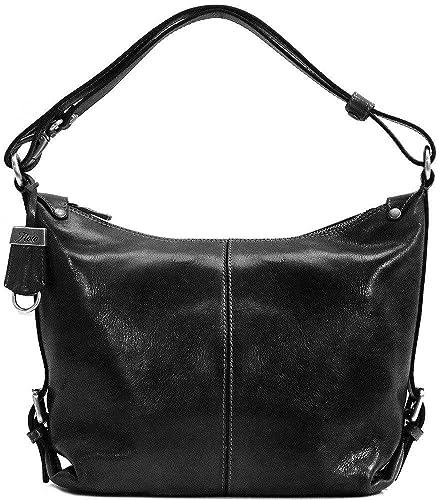 065e81282c44 Amazon.com  Floto Capri Tote Full Grain Leather Shoulder Bag Crossbody   Shoes