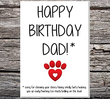 Funny AF Cards From The Dog