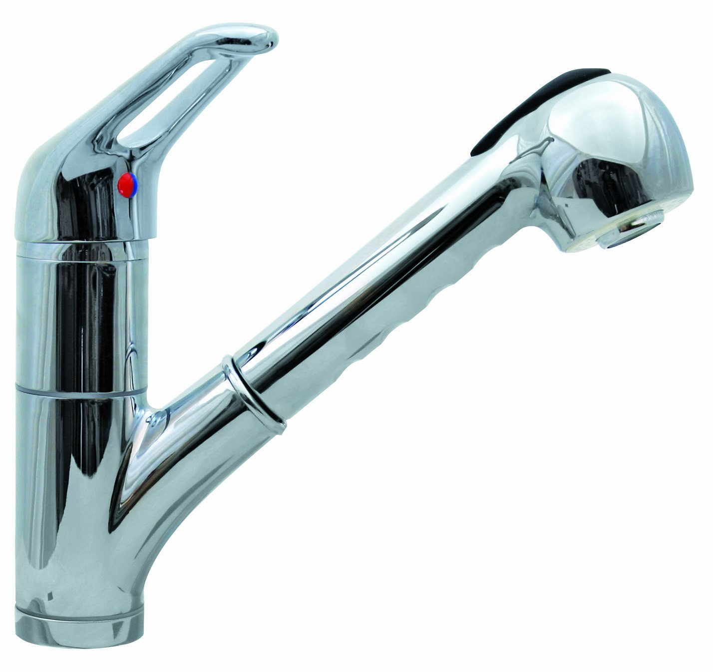 Aqua Plumb 1558020 CUPC AB1953 8-Inch Or 1-Hole Polished Chrome Pull ...