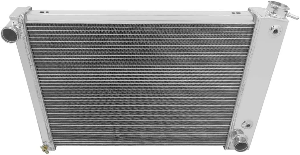 Champion Cooling, Chevrolet Camaro/Pontiac 4 Row All Aluminum Radiator, MC370