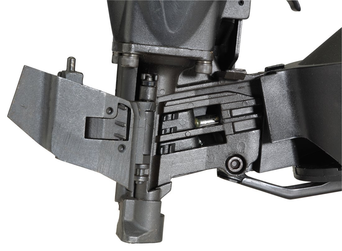 3PLUS HCN45SP 11 Gauge 15 Degree 3/4'' to 1-3/4'' Coil Roofing Nailer by 3PLUS (Image #4)