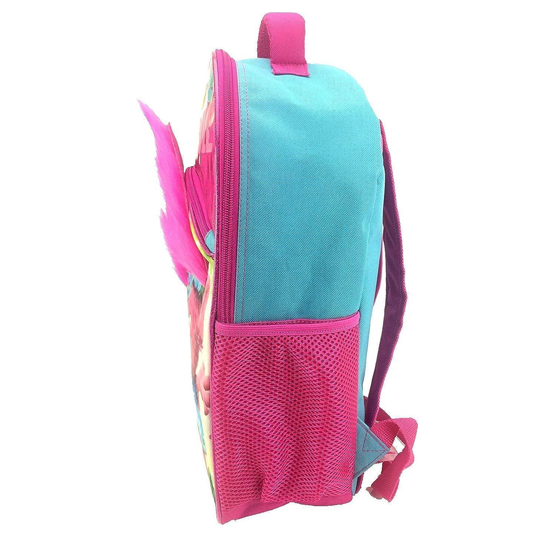 Dreamworks Trolls Poppy 16 Full-Size Backpack
