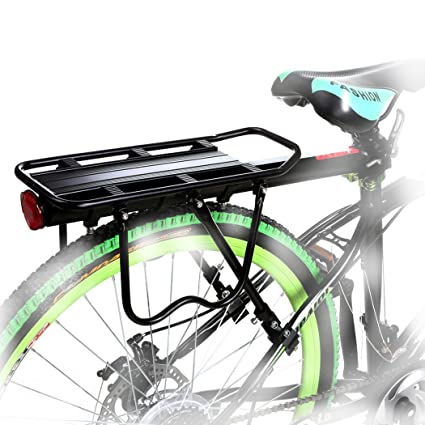Amazon.com: Dtemple - Soporte para bicicleta trasera ...