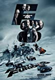 Fast & Furious 8 (4K UHD+BD) [Blu-ray]