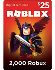 Roblox Gift Card - 2,000 Robux [Online Game Code]