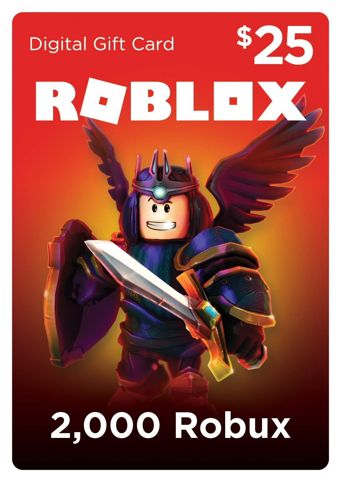 2,000 Robux for Roblox [Online Game Code] by Roblox