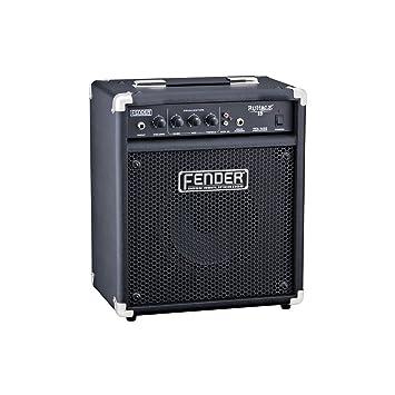 Amplificador bajo eléctrico Fender Rumble 15 Combo 15 W