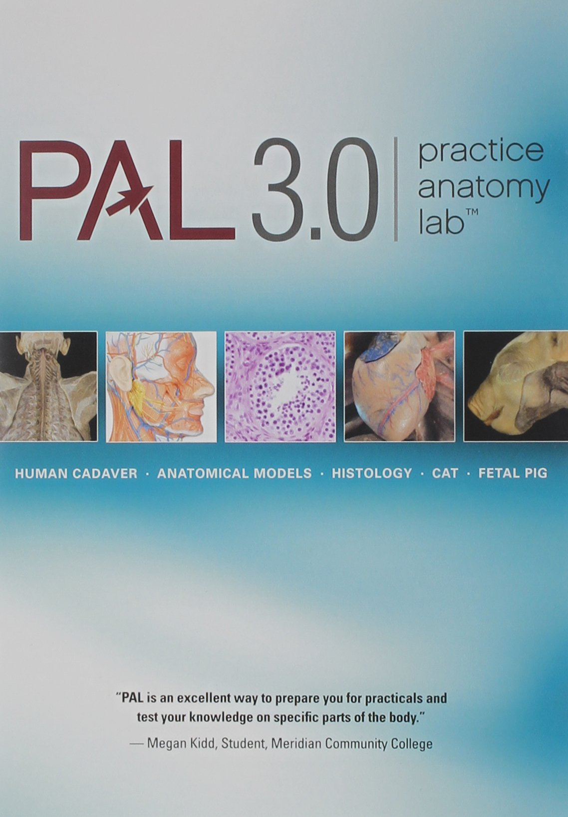 Buy Human Anatomy + PAL 3.0 Practice Anatomy Lab Book Online at Low ...