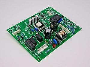 Primeco W10310240 Compatible Replacement Motherboard for Whirlpool, Maytag Refrigerator, WPW10310240, AP6019229, W10162662, W10164420, W10164422, W10165854, W10191108, W10213583-1 YEAR WARRANTY