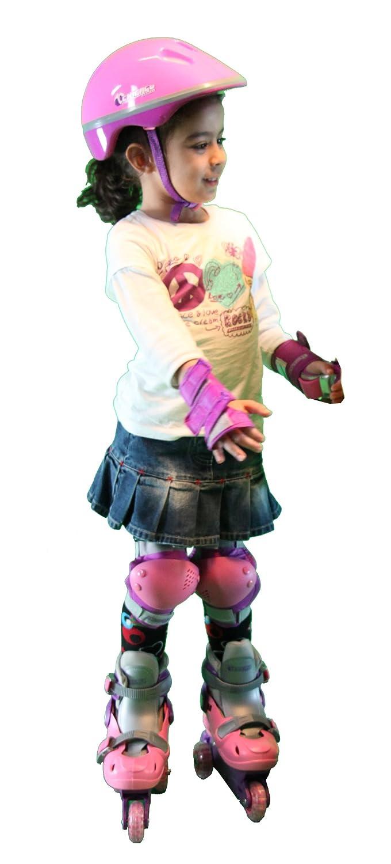 Size 1-4 Chicago Girls Training Skate Combo