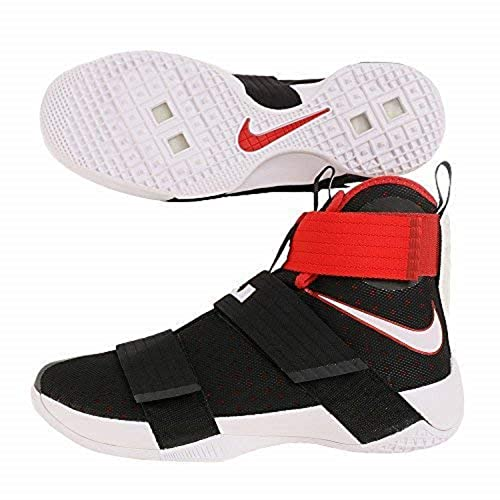 d798f5f144281 Nike Mens Lebron Soldier 10 SFG LUX (University Red University Red ...