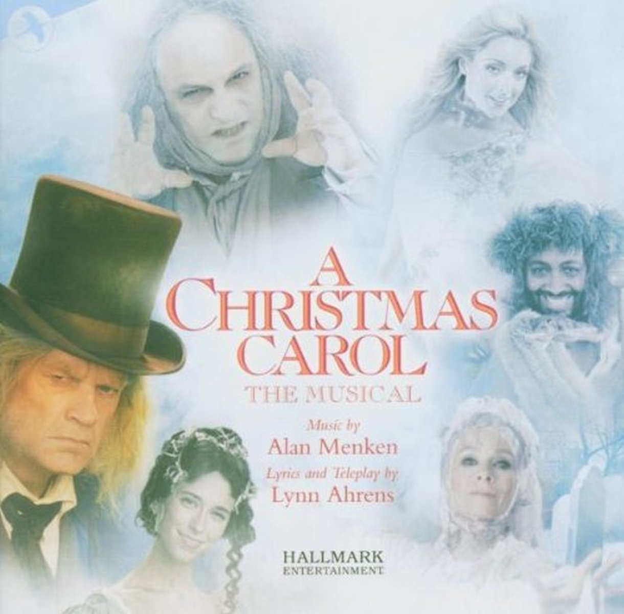 A Christmas Carol: The Musical [DVD]: Amazon.co.uk: Kelsey Grammer ...