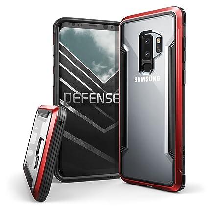 Amazon.com: X-Doria - Carcasa para Samsung Galaxy S9 Plus ...