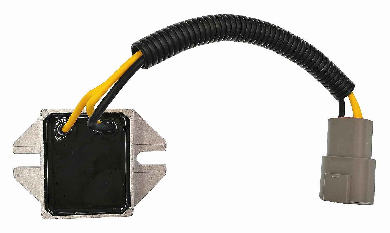 Hestish Voltage Regulator For Ski-doo Snowmobile Replaces OEM# 515176188