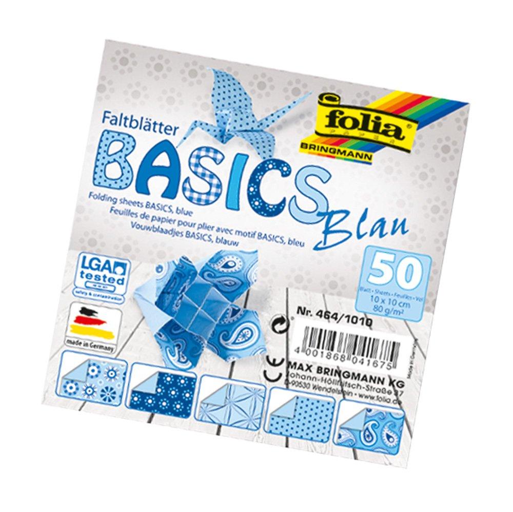 50/fogli molti motivi Folia/ /Carta per origami 80/g//m/²