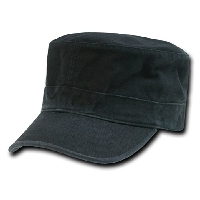 9941f65d05b Amazon.com  DECKY Washed G.I. Caps Baseball Cap (Adjtable