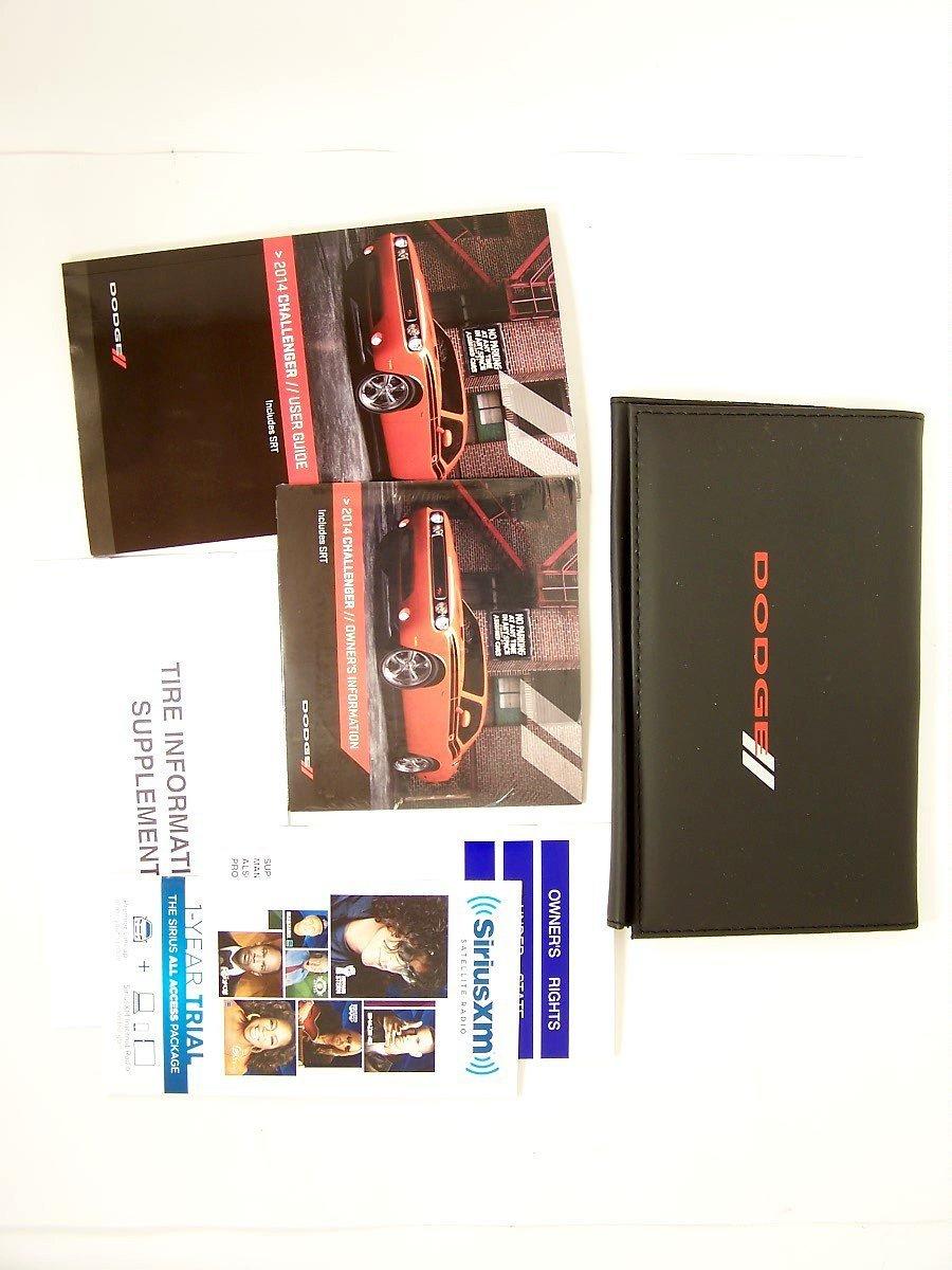 2011 dodge challenger srt8 owners manual
