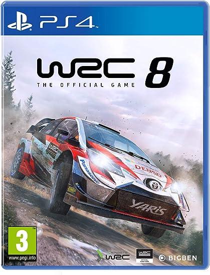 WRC 8 - PlayStation 4 - PlayStation 4 [Importación inglesa]: Amazon.es: Videojuegos