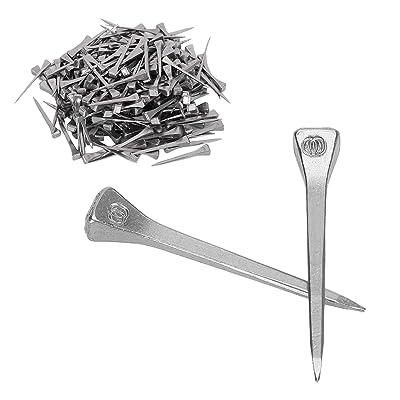 250Pcs Steel E4 Horseshoe Nail Horse Tool Equipment Accessories 4.8CM