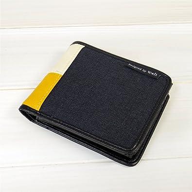 de89088fc11f Amazon | (ウォルト) walt 二つ折り財布 財布 メンズ フリーサイズ ...
