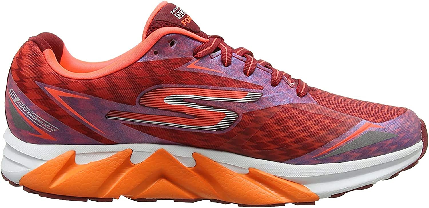 Skechers Go Run Forza 2 Zapatillas para Correr - 39.5: Amazon.es ...