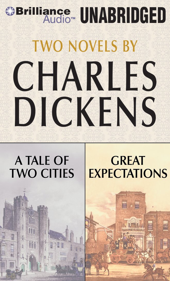 a tale of two cities and great expectations two novels charles  a tale of two cities and great expectations two novels charles dickens various 9781455812349 com books