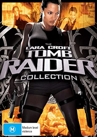 Amazon Com Lara Croft Tomb Raider Collection Dvd Angelina